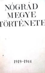 Nógrád megye története