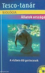 Állatok országa - A vízben élő gerincesek