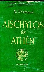 Aischylos és Athén