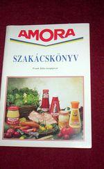 Amora szakácskönyv