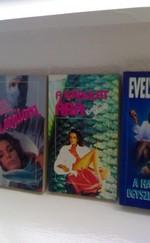 Evelyn Marsh könyvek