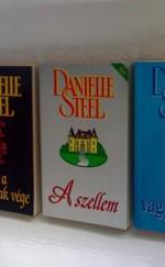 Danielle Steel könyvek