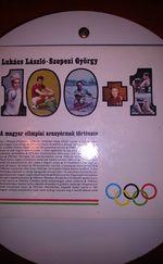 100+1 magyar olimpiai aranyérmek története