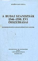A budai szandzsák 1546-1590. évi összeírásai