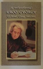 A mikrofonnál Kroó György - Új zenei újság 1981-1997
