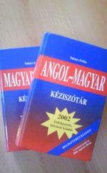 Angol-Magyar és Magyar-Angol kéziszótár