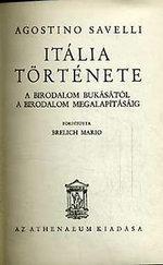 Itália története (A birodalom bukásától a birodalom megalapításáig)