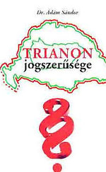 Trianon jogszerűsége