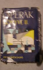 Operák könyve II./ 2589