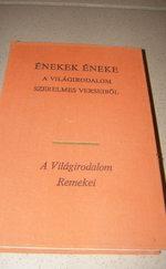 Énekek éneke- szerelmes versek/ 1964