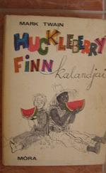 Huckleberry Finn kalandjai/ 3671