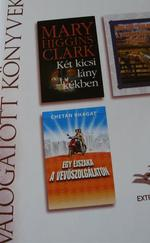 Válogatott könyvek - 3 regény