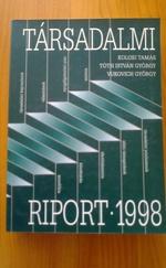 Társadalmi Riport 1998