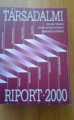 Társadalmi Riport 2000