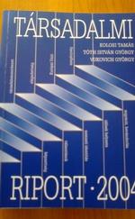 Társadalmi Riport 2004