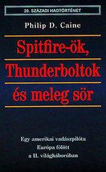 Spitfire-ök, Thunderboltok és meleg sör - Egy amerikai vadászpilóta Európa fölött a II. világháborúban