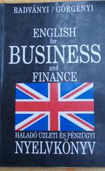 Haladó üzleti és pénzügyi nyelvkönyv