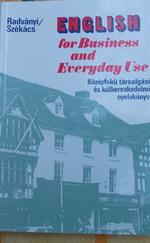 Középfokú társalgási és külkereskedelmi nyelvkönyv