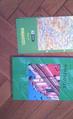 Szlovénia útikönyv és térkép