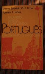 Portugues-Um Curso Para Estrangerios