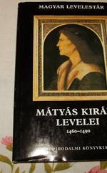 Mátyás király levelei