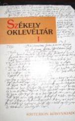 SZÉKELY OKLEVÉLTÁR I-II.