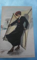 Vintage postcard (antik képeslap)