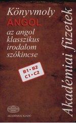Könyvmoly angol - Az angol klasszikus irodalom szókincse B1-B2, C1-C2