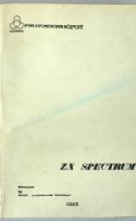 ZX Spectrum BASIC programozási kézikönyv