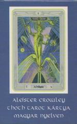 Aleister Crowley Thoth tarot kártya