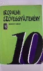 irodalmi szöveg gyűjtemény 10