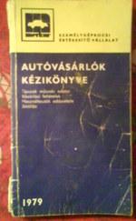 Autóvásárlók kézikönyve 1979