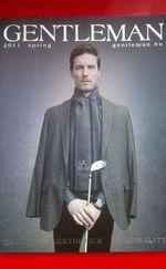 GENTLEMAN magazin 2011 tavasz