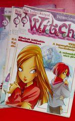 WITCH magazin 4, 5, 36, 37