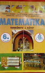 Matematika tankönyv 6. évfolyam