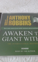 Awaken The Giant Within - AUDIO CD