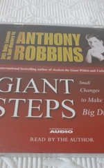 Giant Steps: Small Changes to Make a Big Difference Audio CD