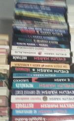 Evelyn Mars könyvek