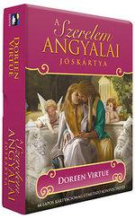 A szerelem angyalai jóskártya (44 lapos jóskártya útmutató könyvecskével)
