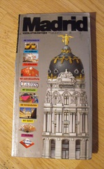 Madrid - Vista útikönyvek