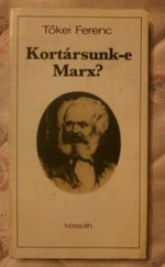 Kortársunk-e Marx?