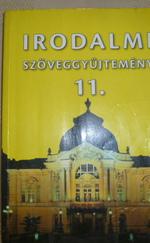 Színes irodalom szöveggyűjtemény 11.