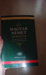 ÚJ Magyar-Német zsebszótár