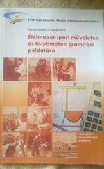 Élelmiszer-ipari műveletek és folyamatok számítási példára