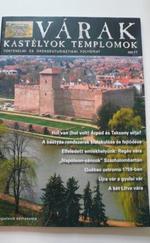 Várak folyóirat