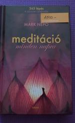Meditáció minden napra