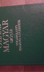 Olasz - magyar nagy szótár