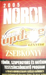 Norbi 4 könyve eladó egyben
