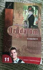 Irodalom tankönyv 11. évfolyam