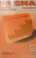 Prisma Progresa B1 Spanyol nyelvkönyv CD melléklettel